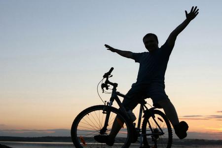 骑单车减肥